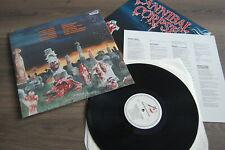 CANNIBAL CORPSE USA Pressung Vinyl LP *RAR*  ( Kreator Death Deicide Asphyx )