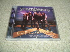 STRATOVARIUS - UNDER FLAMING WINTER SKIES - DOUBLE CD ALBUM - NEW & SEALED