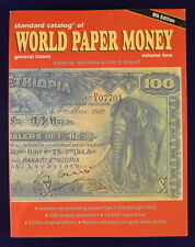 Standard Catalog of World Paper Money Vol. 2 : General Issues 1368-1960 by Neil