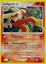 Lohgock - 130 KP - 1/106 - Holo Stern Karte - Pokemon Epische Begegnungen deut.