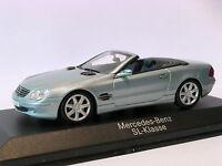 Mercedes Benz SL  au 1/43 de Minichamps