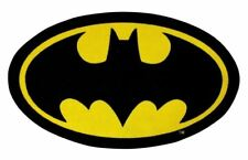 Character World Batman Batcave Logo Rug