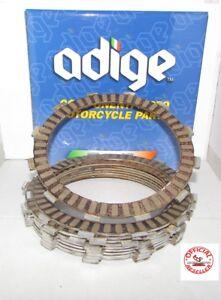 APRILIA SHIVER 750 07> JUEGO DISCOS EMBRAGUE ADIGE AP12