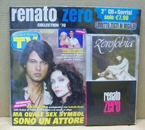 RENATO ZERO - COLLECTION '70 - 2° CD + SORRISI - SEALED!