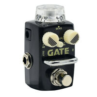 donner noise killer noise gate guitar effects pedal jp ebay. Black Bedroom Furniture Sets. Home Design Ideas