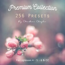 Premium Collection 256 Lightroom Presets for LR4, 5, 6 and CC