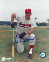 SENATORS Frank Howard signed 8x10 photo AUTO Autographed Washington