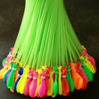 111pc/set Fast Filled Water Balloon Slingshot Toys Decor Party Launcher Kids New