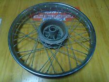 honda ss50 genuine rear wheel rim  CT90 S90 CS90 CS50 CL70 SL90 ss 50 CD70 st110