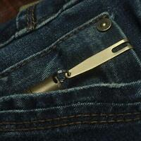 EDC Hanger Belt Holder Pocket Clip Stainless Steel