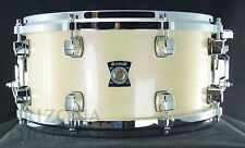 Yamaha Sensitive Series 13x6.5 Maple Snare Drum RED PRL NAT (MSD1365-RPN) - NEW