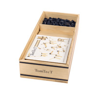TomTecT by Kapla, Konstruktionsbaukasten 420-Teilig