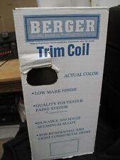 "Berger Aluminum Trim Coil, 24"" x 50', Brown AMB-24"