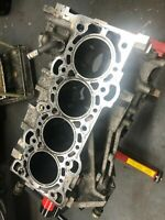 Mazda MX5 MK3 / NC 1.8 Engine Block Complete and Crankshaft Clamps & Bearings