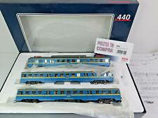 Reihe 440 der RENFE,Elektro-Triebzug,Epoche IV,Electrotren HO, 3600,OVP, TOP,NM