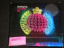 Anthems Electronic 80s - 3CDs Album - Ministry Of Sound - 2009