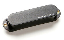 Seymour Duncan AS-1 Blackouts Singles Active Neck/Middle Pickup - black