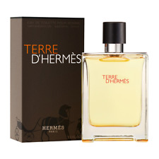 HERMÈS TERRE D'HERMÈS Eau de Toilette 3.4fl.oz 100ml Men Spray
