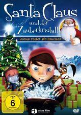 Santa Claus und der Zauberkristall DVD NEU + OVP!