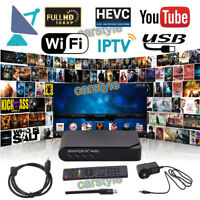 iBRAVEBOX V8HD DVB-S2 1080P Digital Free Satellite TV Receiver IPTV PVR USB WIFI