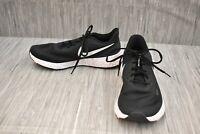 Nike Revolution 5 BQ6714-003 Running Shoes, Men's Size 11.5W, Black