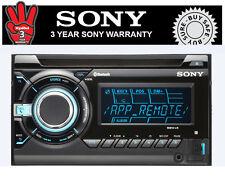Sony WX-GT90BT XPLOD In-Car Bluetooth MP3/WMA/AAC CD Player