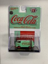 M2 Machines chase coca cola 1960 VW Delivery Van