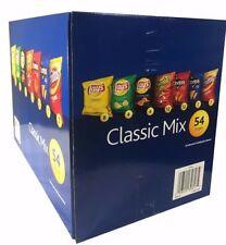 Frito Lay Classic Mix 7 Flavors 1oz Singles 54 Individual Bags