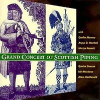 Grand Concert Of Scottish Piping [CD]