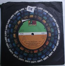 """GRANDMASTER MELLE MEL & FURIOUS 5 Beat Street Breakdown 7"""" Single 45rpm Vinyl VG"""