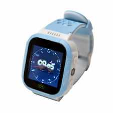 Enfant Smart Watch Tracker SIM carte appel téléphone Bluetooth GPS SOS Montre