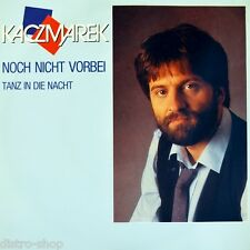 """7"""" BERND KACZMAREK Noch nicht vorbei / Tanz in die Nacht MERCURY 45rpm orig.1985"""