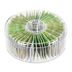 Teebox Teebeutelbox Teespender Teeregal teabag box Teedose Teeorganizer Teekiste