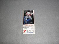 1996 New York NY Giants VS New Orleans Saints NFL Game 7 Ticket Stub NJ Stadium