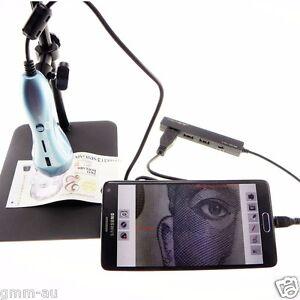 Digital Microscope Autofocus White LED Light Win8 iOS Micro-USB OTG ViTiny UM05