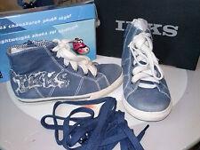 chaussures / baskets en toile   garçon ~  pointure 30  ***IKKS***