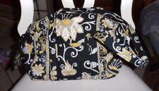 Vera Bradley small duffel style handbag in retired Yellow Bird