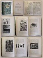 Koepert Die Dresdner Heide und ihre Umgebung 1932 Landeskunde Sachsen illustr xz