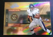 2005 Playoff Absolute Memorabilia Canton Absolutes Spectrum Ray Lewis #20/25