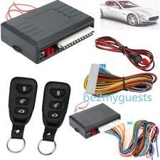 Chiusura centralizzata,Kit chiusura centralizzata 12V per porta con attuatore per accessori per telecomando auto per ingresso auto universale