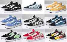 Vans CLASSIC OLD SKOOL Canvas Sneaker Shoes All Size NEW IN BOX !Fast Shipping !