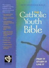 The Catholic Youth Bible: New American Bible : Pray It Study It Live It : Blue B