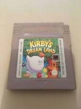 Kirby's Dream Land 1 Gameboy