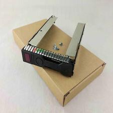 "For HP G8 651320-001 3.5"" LFF SAS SATA HDD Tray Caddy 651314-001 DL360p ML350e"