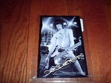 DEE DEE RAMONE Playing guitar sexy STICKER **Free Shipping the ramones New