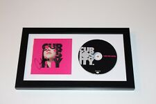 CARLY RAE JEPSON SIGNED FRAMED CURIOSITY CD COVER BOOKLET W/COA CALL ME MAYBE