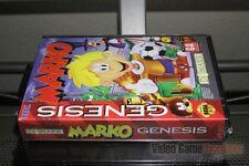 Marko (Sega Genesis, 1994) FACTORY SEALED! - EXCELLENT! - RARE!
