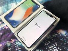 Apple iPhone X - 64GB - White (O2) Smashed screen