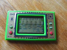 """Lcd game Q & Q """" Fisherman """" game watch"""
