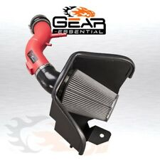 2011-2014 FORD MUSTANG V6 ST BASE GT 3.7L 3.7 AF DYNAMIC AIR INTAKE RED KIT
